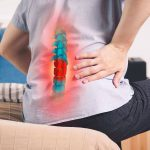 suffering from back pain? you may have a herniated disc