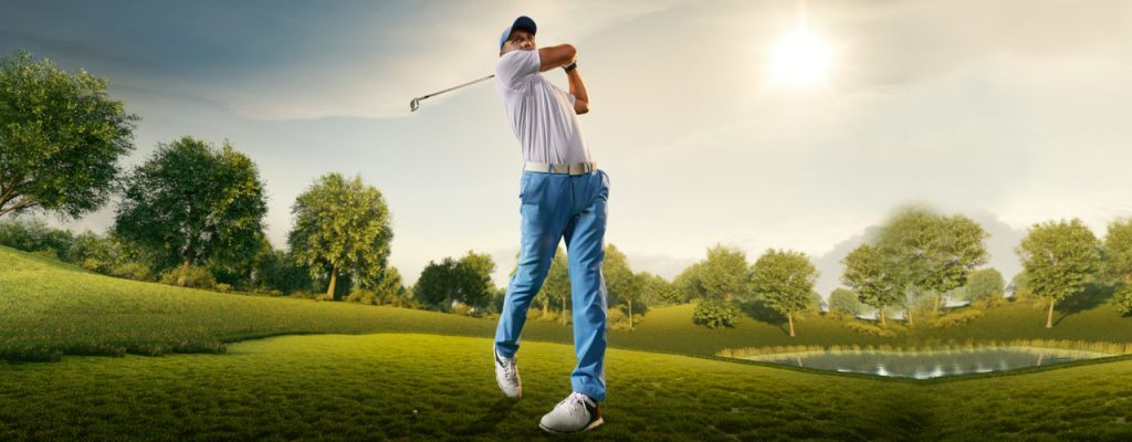golfer proactive physical therapy
